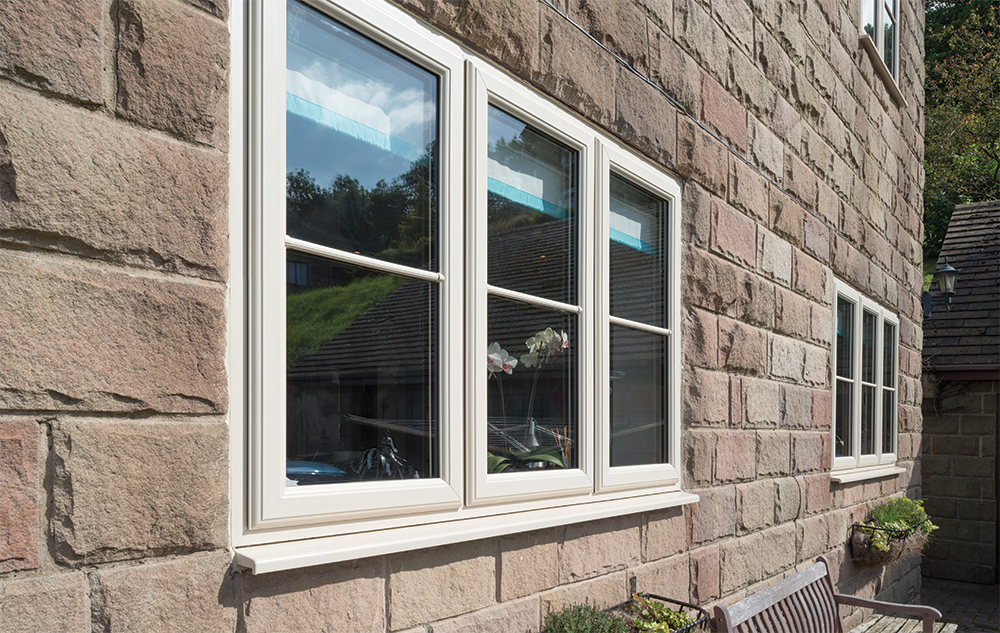 dual coloured uPVC windows Romford