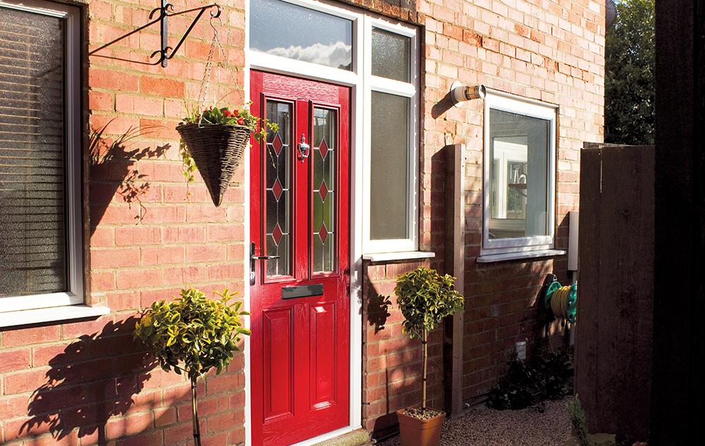 composite door styles Romford