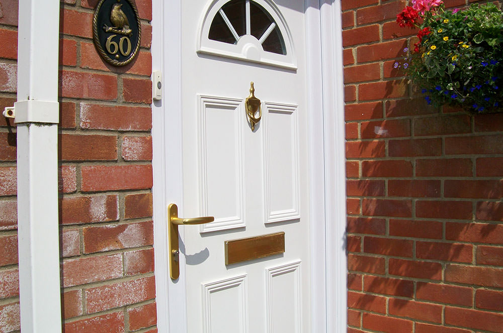 uPVC door panel prices Romford