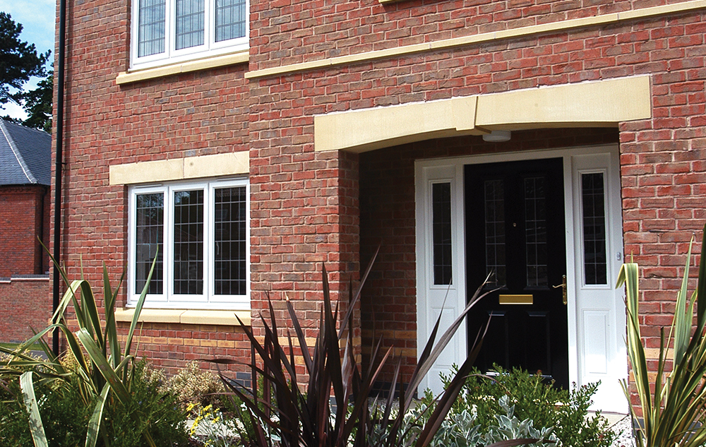 coloured uPVC doors Romford